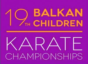 19th Balkan Children Championships vinjeta
