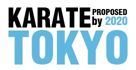 Karate is proposed by Tokyo 2020_logo